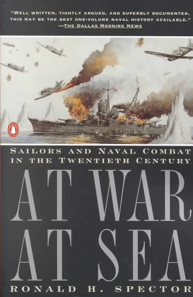 At War at Sea By Spector, Ronald H.